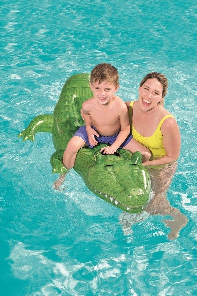 Bestway Crocodile Ride-on 41011 for child ages 3+