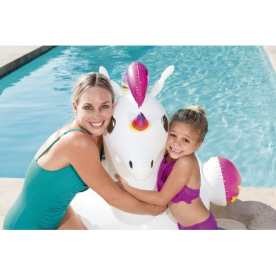 Bestway Fantasy Unicorn Ride-On 41114 for child ages 3+