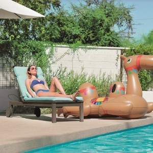 Bestway Camel Pool Float 41125 for child ages all