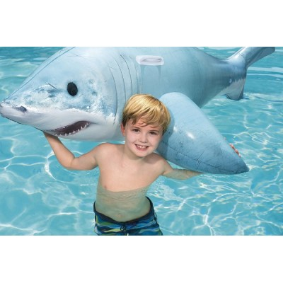 Bestway Realistic Shark Ride-On 41405 for child ages all