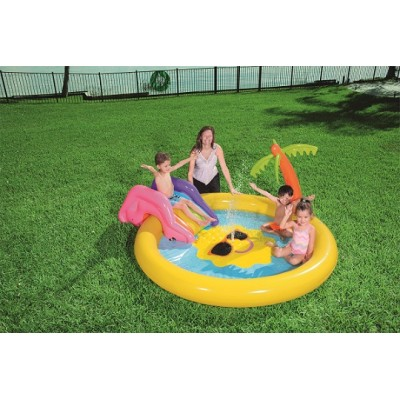 Bestway Sunnyland Splash Play Pool 53071 for child over 2+ ages