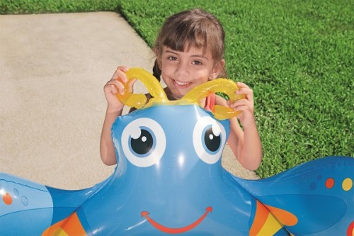 Bestway Animal Buddies Pool Mat 42047 for child ages 3-8