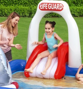 Bestway Lifeguard Tower Play Center 53079 for child over 2+ ages