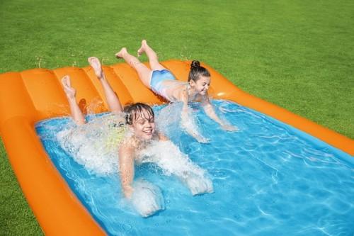 Bestway Slide-In Splash Pool 53080 for child over 2+ ages