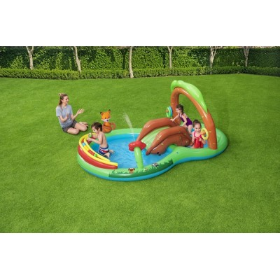 Bestways Friendly Woods Play Center 53093 for child over 2+ ages