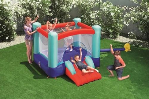 Up, In & Over Spring n' Slide Park 53310 for child aged 3-8