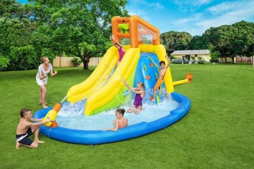 H2OGO! Mount Splashmore Mega WaterPark 53345 for child over 5+ ages