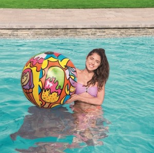 Bestway  POP Beach Ball  31044 for child ages 3+