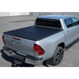 Toyota Soft Roll Up Tonneau Cover 2015+ Truck Bed Covers for TOYOTA HILUX REVO
