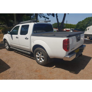 Nissan Soft Roll Up Tonneau Cover 11-13 NISSAN NAVARA D40