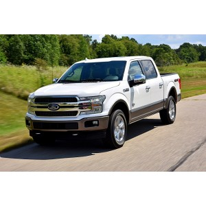 Ford Soft Roll Up Tonneau Cover 15-19 FORD F150  5.5