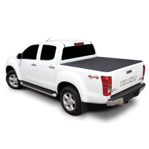 Isuzu Soft Roll Up Tonneau Cover 07-11 ISUZU D-MAX