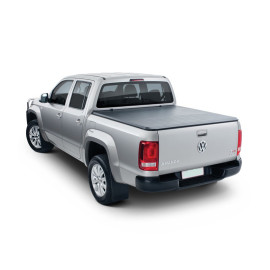 VW Amarok Soft Roll Up Tonneau Cover 09-16 VW AMAROK
