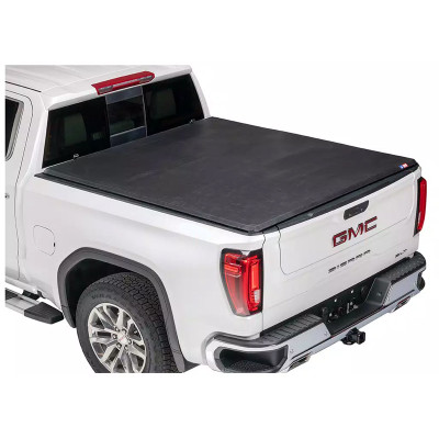 Dodge Tri-Fold Soft Tonneau Cover 2009-2017 DODGE 1500 5.8