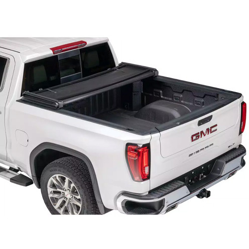 Dodge Tri-Fold Soft Tonneau Cover 2002-2017 DODGE 6.5