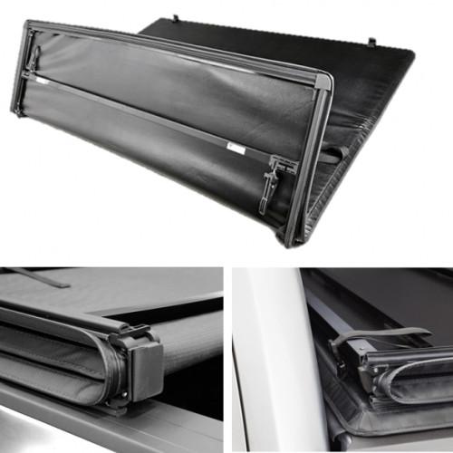 Nissan Tri-Fold Soft Tonneau Cover 2008-2010 NISSAN NAVARA D40