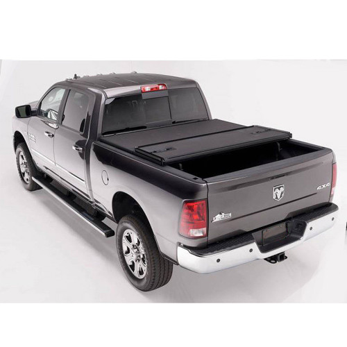 Dodge Tri-Fold Hard Tonneau Cover 2002-2017 DODGE 6.5