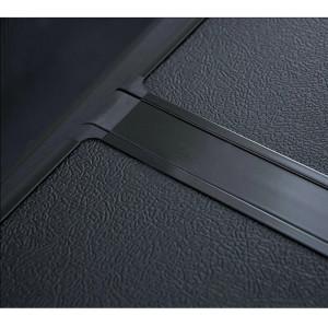 Toyota Tri-Fold Hard Tonneau Cover 2015+ TOYOTA HILUX REVO