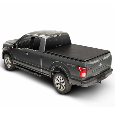 Ford Soft Roll Up Tonneau Cover 1997-2018 truck bed covers for FORD F150 6.5