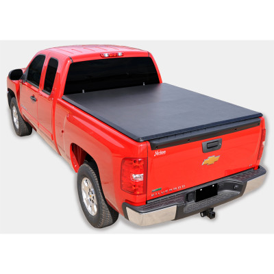 Chevrolet Soft Roll Up Tonneau Cover 2004-2014 CHEVROLET Colorado/GMC canyon 6
