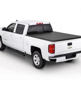 Chevrolet Tri-Fold Soft Tonneau Cover 2012+ CHEVROLET Colorado