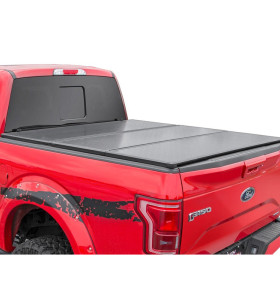 Ford Tri-Fold Hard Tonneau Cover 2015-2019 FORD F150 6.5'