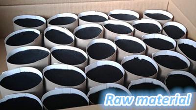 Eyelash Raw material