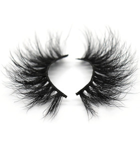 Beauty 25MM 5D Luxury Mink eyelash for making up use-M03