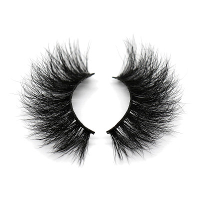 Beauty 25MM 5D Luxury Mink eyelash for making up use-M01