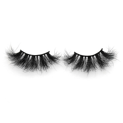 Beauty 25MM 5D Luxury Mink eyelash for making up use-M05