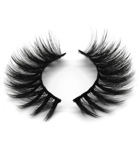Beauty 5D Sythetic silk Faux eyelash-5D12