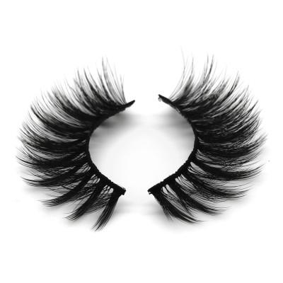 Beauty 5D Sythetic silk Faux eyelash-5D12