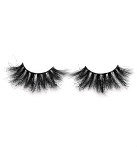 Beauty 3D Luxury Mink eyelash for making up use-H03