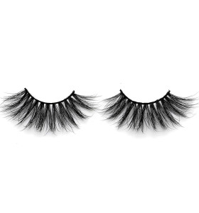 Beauty 3D Luxury Mink eyelash for making up use-H06