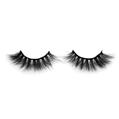 Beauty Faux Mink eyelash for making up use-F01