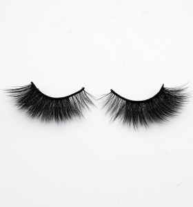 Beauty Faux Mink eyelash for making up use-F05