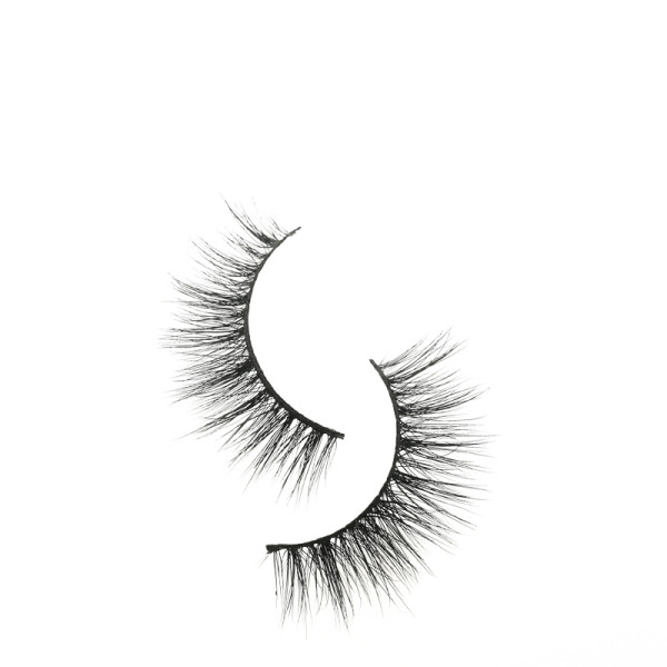 Wholesale Private Label Cruelty Free Custom 3D Real Mink Eyelash