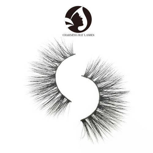 100% real 5d mink eyelashes custom logo packing design box private label 5d false eyelash