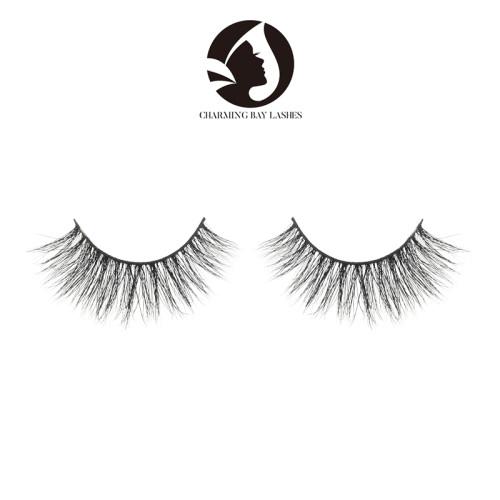 high quality customized 5d real mink eyelashes wholesale mink lashes vendors