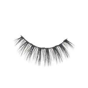 lovely cheap faux mink eyelashes high quality fashion magnetic false eyelashes