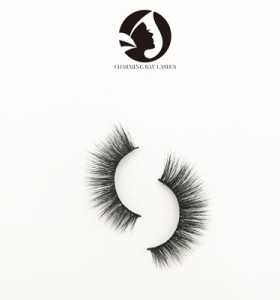 siberian mink 3d lashes wholesale wispy false eyelashes applicator