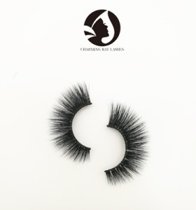 5d full hand make eyelashes custom logo packing design box private label 5d false eyelash