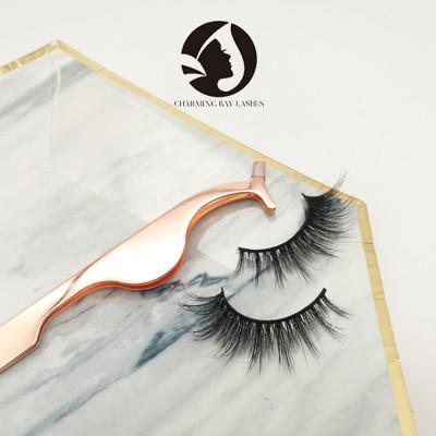 wholesale cheap strip best false eyelashes with eyelash tool