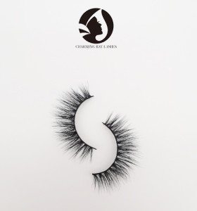 mink lashes wholesale private label cluster strip false eyelashes private label wholesale
