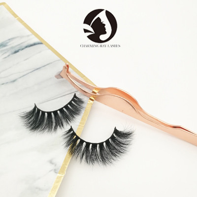 3d private label long 100% 5d mink fake eyelashes synthetic eyelashes