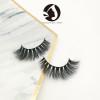 3d private label long 100% 5d mink fake eyelashes synthetic eyelashes