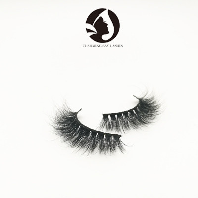 best false strip high quality fashion eyelashes natural 3d mink lashes private label