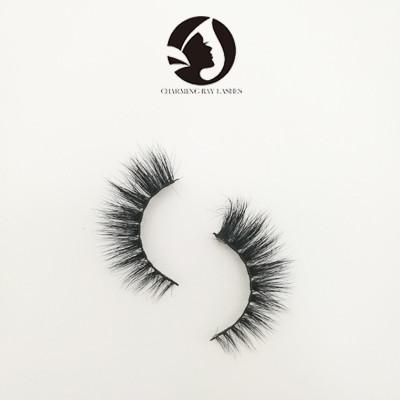 natural long strip eyelashes wholesale mink lashes wholesale private label with eyelash tool