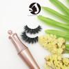 4D Lashes own brand wispy eyelashes 3d mink lashes long thick mink eyelashes