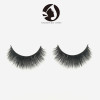 luxury 3d fake natural eyelashes private label 5D mink eyelashes